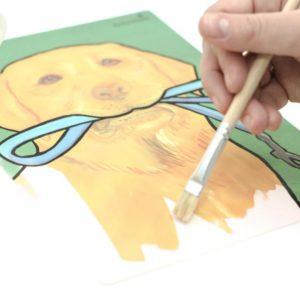 Aquapaint malowanka dla osób z demencją, chorobą Alzheimera