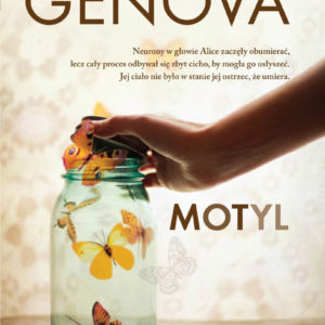 Motyl Still Alice Lisa Genova