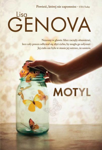 Motyl Still Alice Lisa Genova