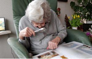 Zajęcie dla chorego na alzheimera