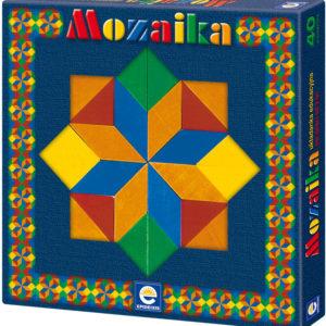 Mozaika gra, Epideixis