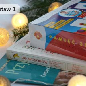Prezent świąteczny dla seniora, zestaw 1b