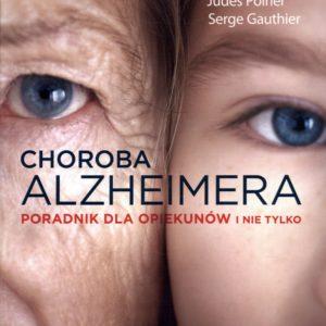 Choroba alzheimera - poradnik dla opiekunów, okładka