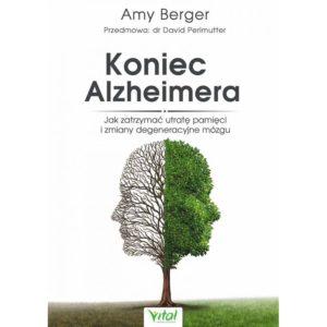 Koniec alzheimera - okładka książki Amy Berger