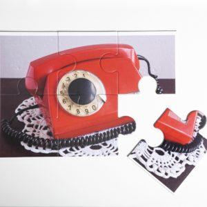 Puzzle do aktywizacji Pokora, telefon
