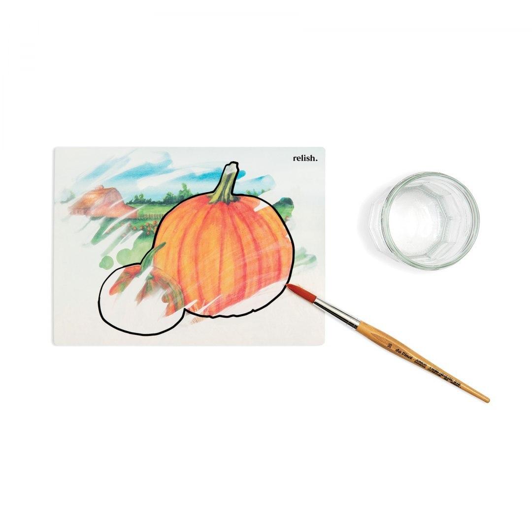 Aquapaint malowanki dla dorosłych gospodarstwo