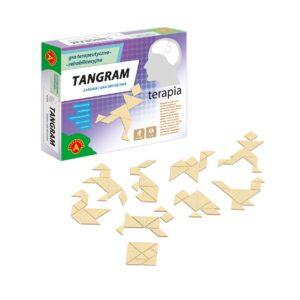 Tangram, klocki AAlexander