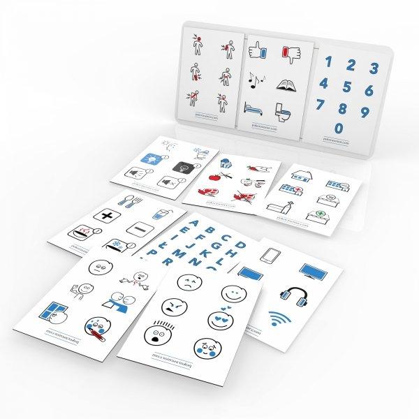 Plansze komunikacyjne - zestaw