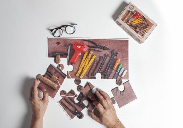 Puzzle dla seniorów - szeroki wybór