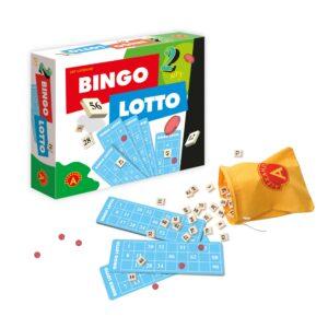 Bingo lotto dla seniorów