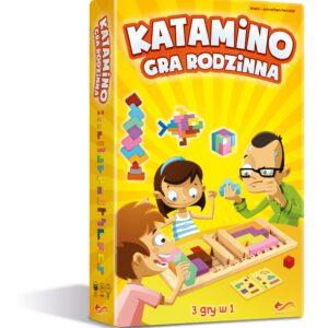 katamino - gra rodzinna